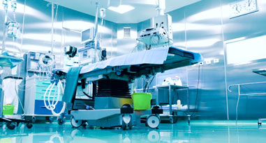 SERVICIO DE ANESTESIA EN HOSPITAL